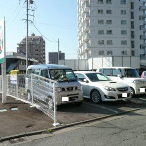 南大通月極駐車場